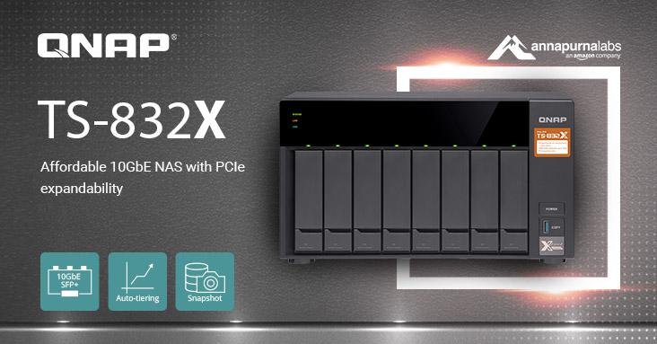 QNAP TS-832X NAS